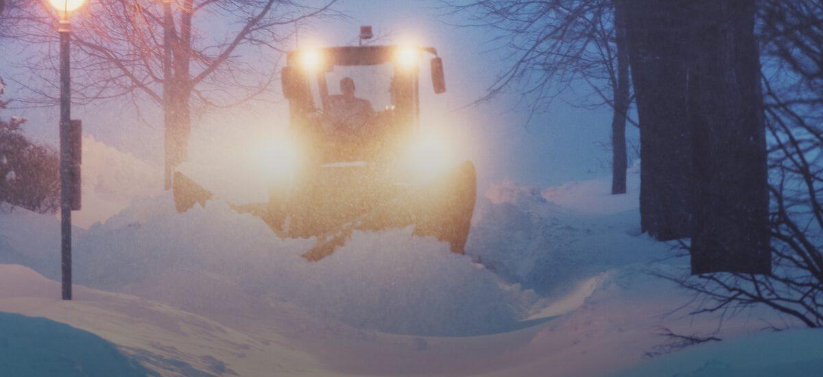 Smart City – Wetter-Alarme für Schneeräumdienst