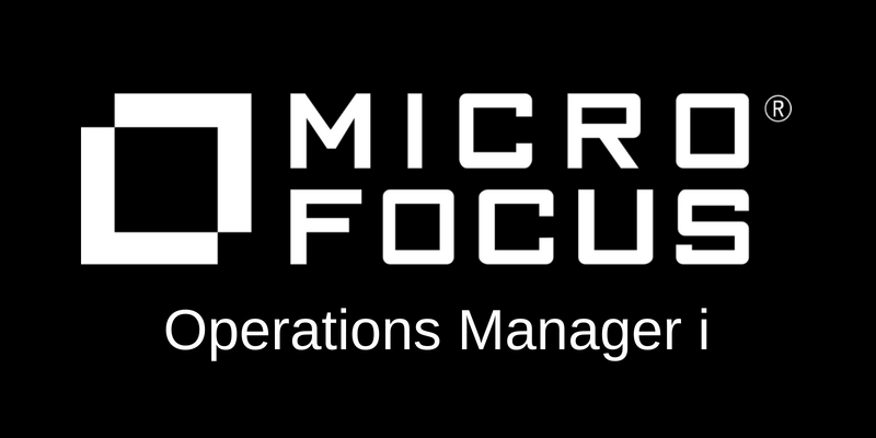 Micro Focus OMi