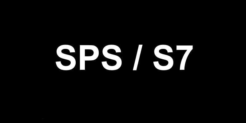 SPS / S7