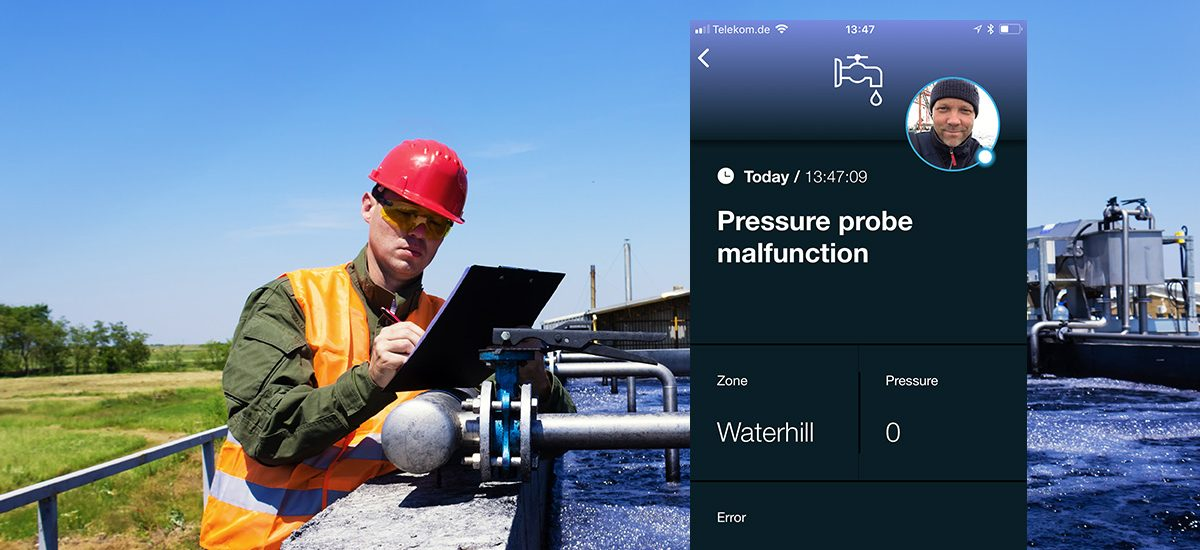 Mobile Alerting complements SCADA systems in the Utilities Sector