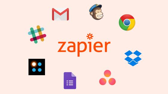 Sample Zapier Integrations