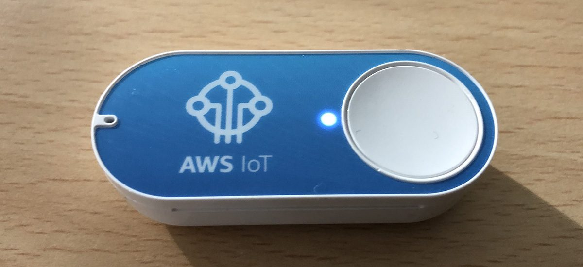 Setting up the AWS IoT Button – and SIGNL4