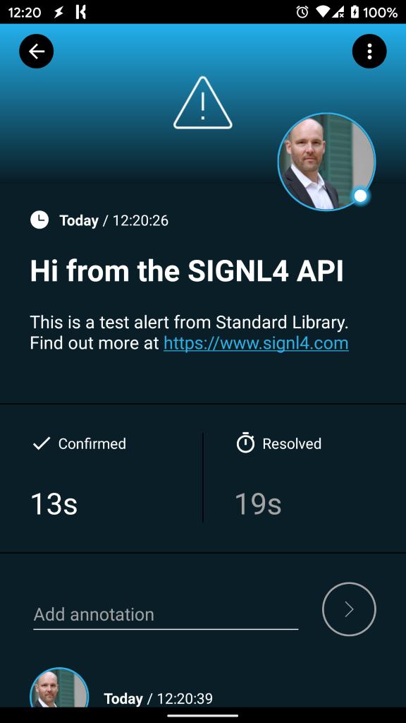 signl4-stdlib