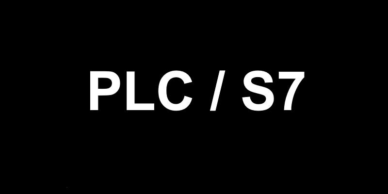 PLC S7